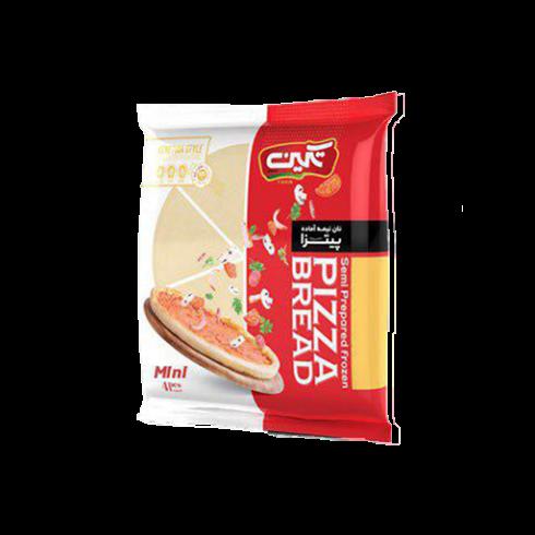 کارتن خمیر پیتزا مینی تکین
