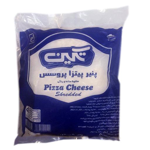 پنیر پیتزا رنده ویژه 2 کیلویی (نایلون) تکین