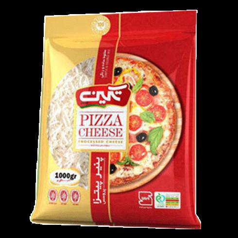 پنیر پیتزا رویال سوپر مارکتی 1 کیلویی تکین