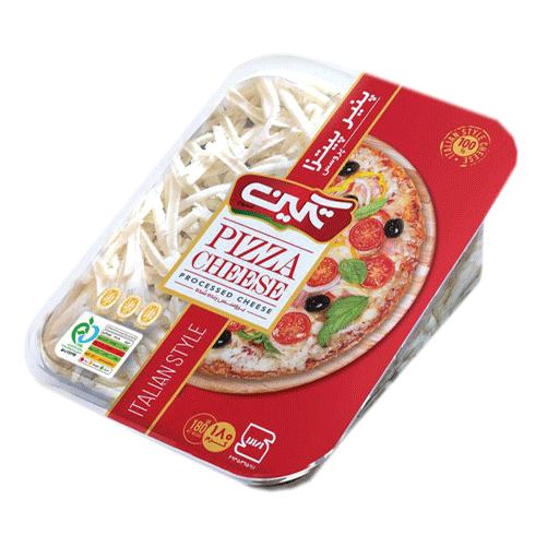 پنیر پیتزا رنده شده 180 گرمی تکین